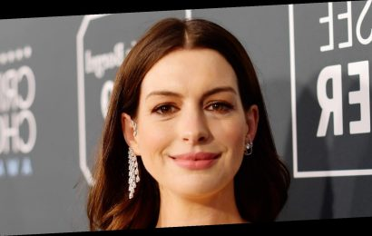 The Reason Anne Hathaway Tries To Stay Out Of The Spotlight