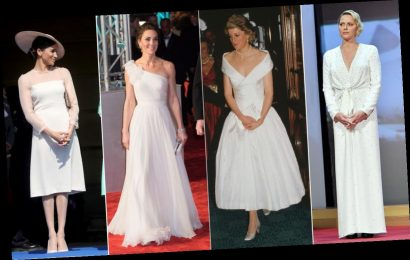 9 royal red-carpet looks for ultimate bridal inspiration: Princess Diana, Kate Middleton and more