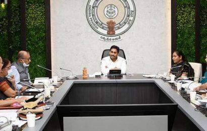 Jagan moots 'Rythu Bharosa police stations'