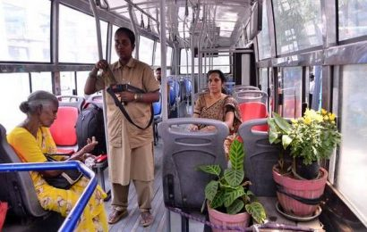 BMTC women conductors appeal for reduced work hours