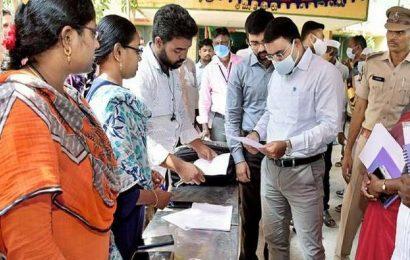 270 panchayats go to polls in Tenali division today