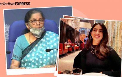 Navya Nanda praises Nirmala Sitharaman for calling out sexism; see post