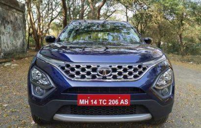 Rediff Test Drive: The all-new Tata Safari