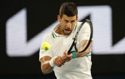 Aus Open: Injured Djokovic admits playing on is a gamble