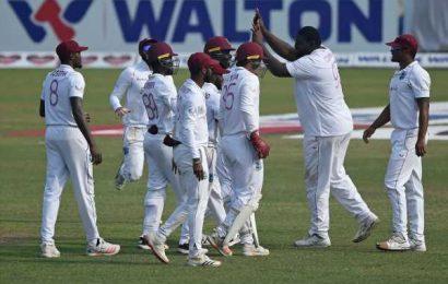 West Indies edge B'desh in thriller to sweep series