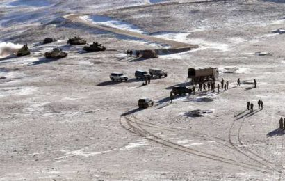 Closely following India, China troop disengagement: US