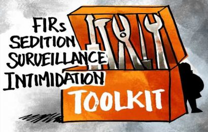 Dom's Take: Toolkit & the SUPPRESSION of Dissent