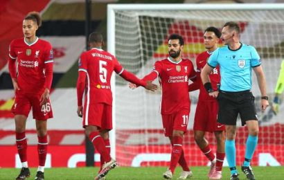 Liverpool disallowed from entering Germany for Champions League tie