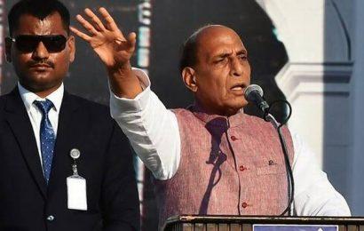 DMK-Cong. model based on corruption: Rajnath