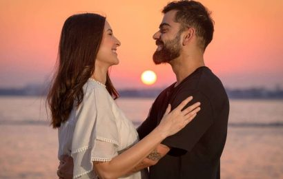 Anushka Sharma posts a special message and a dreamy photo for Virat Kohli: 'My Valentine every day forever'