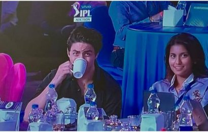 'Happy to see Aryan Khan and Jahnavi at auctions': Juhi Chawla welcomes 'KKR kids' to IPL Auctions 2021