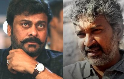 Chiranjeevi domination on Rajamouli