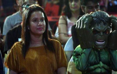 Hulk mode on: ComicCon India turns 10