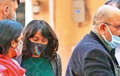 Greta Thunberg toolkit case: Delhi Court sends Disha Ravi to one-day police custody