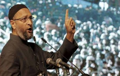 Govt should have fixed nails in Ladakh to stop China: Owaisi