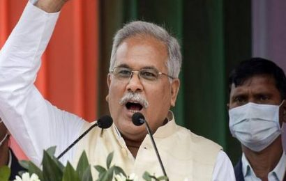 Assam Assembly elections   CM Sonowal running cattle syndicate, says Bhupesh Baghel