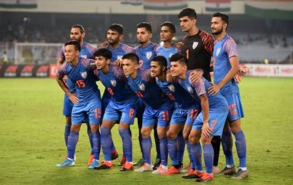 Indian football team to play friendlies against Oman and UAE in March