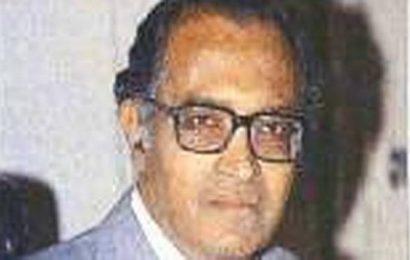 Former Supreme Court judge P.B. Sawant passes away at 90