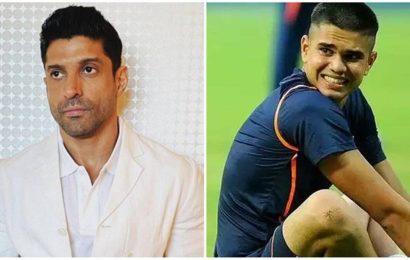 Farhan Akhtar supports Arjun Tendulkar on IPL auction row, says 'throwing the word nepotism at him is cruel'