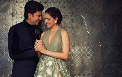 Genelia shares heartwarming post for Riteish on wedding anniversary: 'There is no me without you'