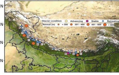 Rise in snowfall shielding glaciers from shrinking in Hindukush Karakoram ranges: Climate change report