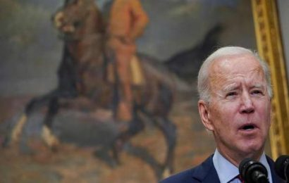 Biden says he will make announcement on Saudi Arabia on February 29