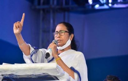 Budget to 'sell the country', says Mamata