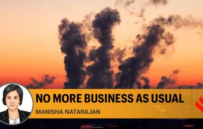 India Inc must follow global example, take affirmative action on climate change