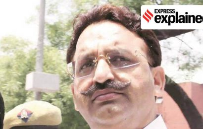 Explained: Why Punjab and UP are sparring over Mukhtar Ansari