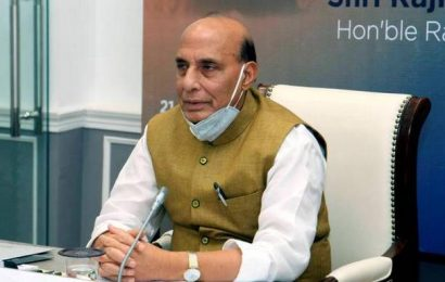 Rajnath slams Cong. over questions on LAC standoff
