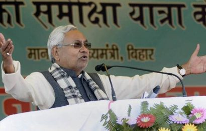 Nitish in House: Closely tracking testing data