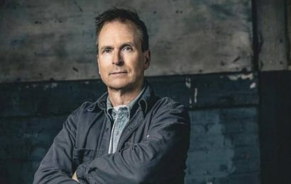 Phil Keoghan, host of The Amazing Race, talks about his new show Tough As Nails