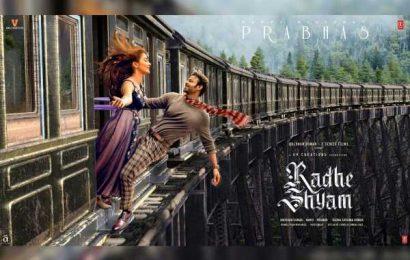 Prabhas Radhe Shyam overseas rights details