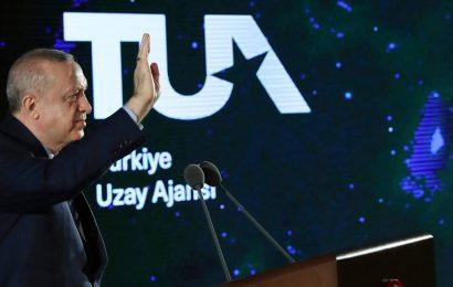 Turkey unveils space program including 2023 moon mission