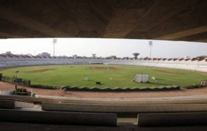 Team India supporters wait for 'exciting game' with pink ball at Motera Stadium