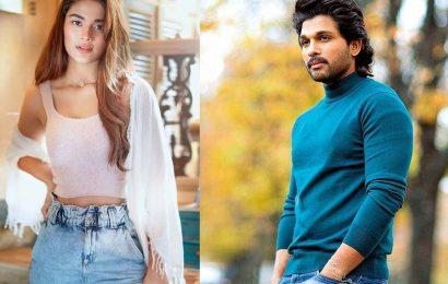 Saiee wants to romance Allu Arjun