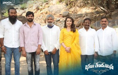 Sree Vishnu's next titled Bhala Thandanana