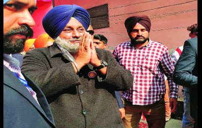 Counting down to Punjab civic polls: Day of high-octane roadshows, heavyweights step in ring