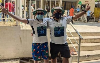 Ind vs Eng second Test | Barmy Army finds voice in Chennai