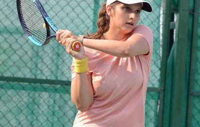 Sania chasing the Olympic dream