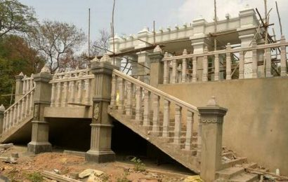₹4 crore-heritage park nears completion
