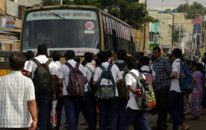Strike call hits operation of TNSTC bus services