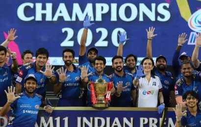IPL 2021: BCCI considering 4-5 venues; Mumbai a concern amid COVID-19 surge
