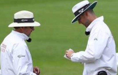 ICC elite panel umpires Gough, Illingworth to officiate in PSL 6