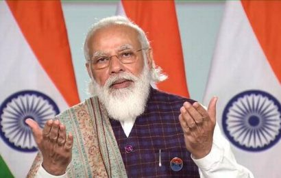Kidney donor receives letter of praise from PM Modi