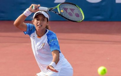 Ankita Raina becomes third Indian woman to feature in Grand Slam main draw