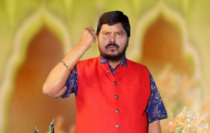 Pune: Social justice minister Athawale accuses Cong of misleading farmers