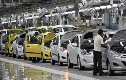 Voluntary scrapping policy receives thumbs-up from automobile industry
