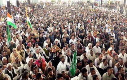 Farmers' 'Chakka Jam' today, Haryana Police on high alert