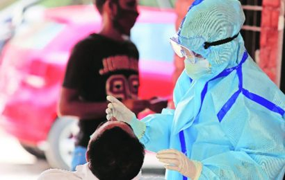 Covid uptick in Punjab: Nawanshahr emerges as hotspot again, health team to visit district